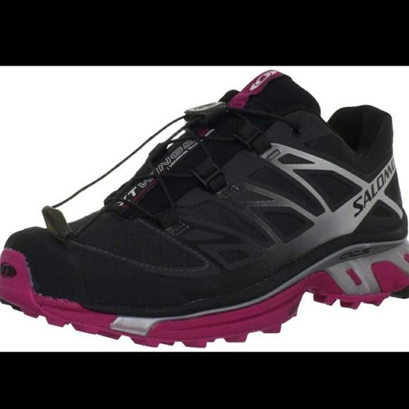 nouveau concept b63d4 64c06 Women's Salomon XT Wings 3 Hiking Shoes